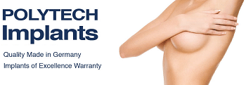 Polytech Breast Implant Manufacturer Logo